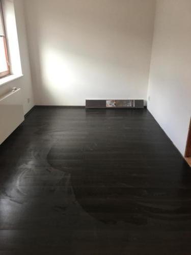 podkládka nové plovoucí podlahy